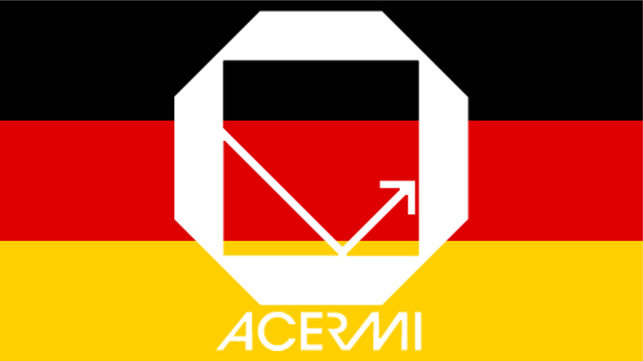 Recognition of ACERMI audits and tests in Germany